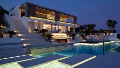 Photo of Modern villa Ibizán