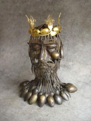 bronze-spoon-sculpture