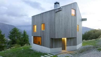 Photo of Minimalista svájci ház
