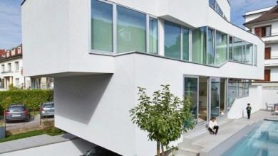 Photo of Kortárs, játékos családi ház Franciaországban