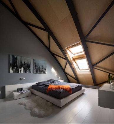 Kiev-loft-renovation-sleeping-area