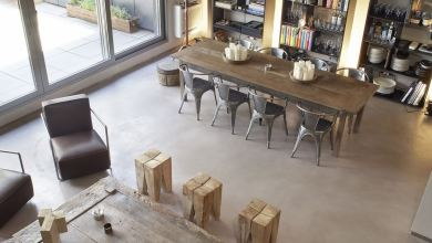 Photo of Ipari stílusú apartman Barcelonában