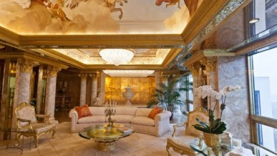 Photo of A Trump Tower New Yorkban