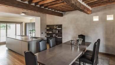 Photo of Rusztikus lakásbelső Olaszországban
