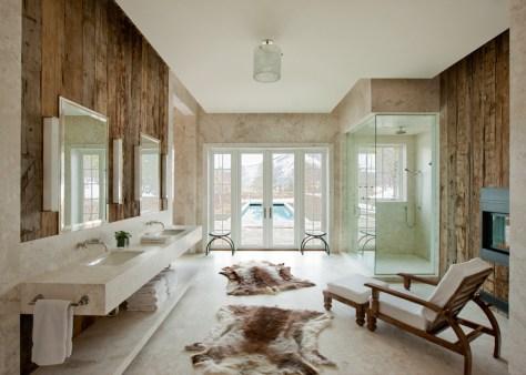 Modern-rustic-bath-in-an-Aspen-chalet-by-Frank-de-Basi-Interiors