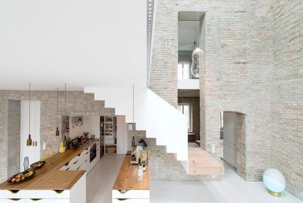 Kitchen-tucked-away