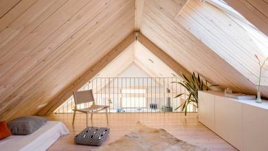 Photo of Finn ház az egyszerűség és fenntarthatóság jegyében