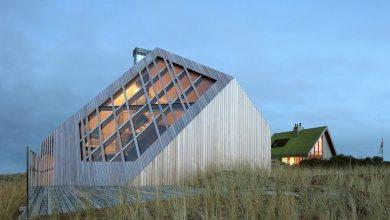 Photo of Érdekes alakú ház Hollandiában