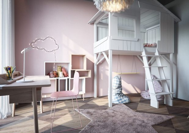 treehouse-bed-design-for-kids