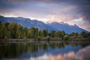 Wilson-Wyoming-Barn-Lake-View