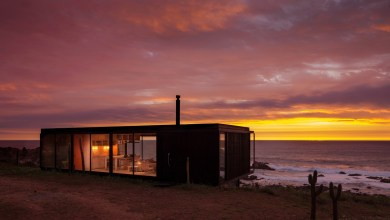 Photo of Szállítható, moduláris ház Chiléből