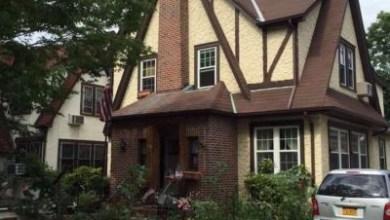 Photo of Donald Trump gyerekkori háza eladó