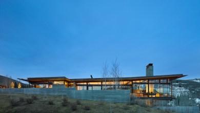 Photo of Modern ipari stílusú ház