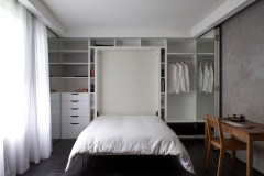 Urban-Hermitage-studio-has-a-Murphy-bed