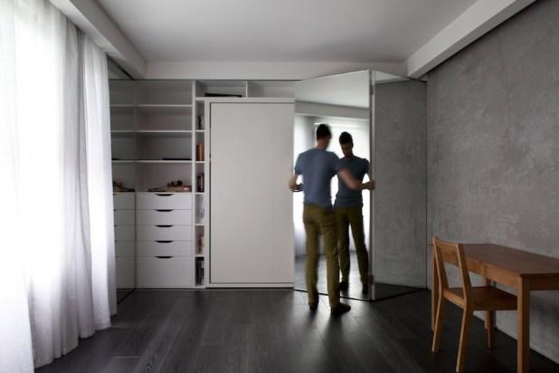 Urban-Hermitage-studio-reveals-a-hidden-door