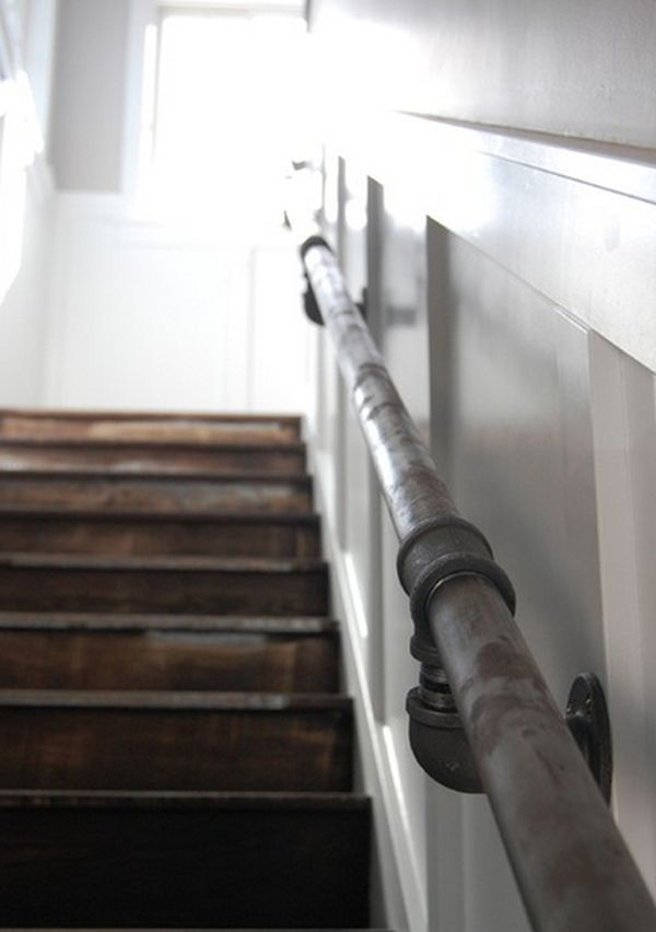 pipes-handrail