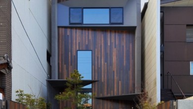 Photo of Nagy ház apró telken Kiotóban