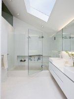 31-Blair-House-by-ONGONG-With-a-small-Walk-in-Shower-featuring-a-niche