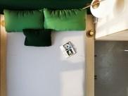 simple-studio-apartment-bed-design