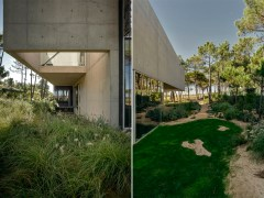 concrete-block-house-in-national-park-portugal
