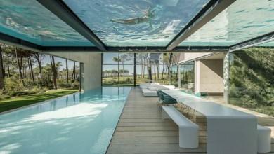 Photo of Luxus otthon négy medencével