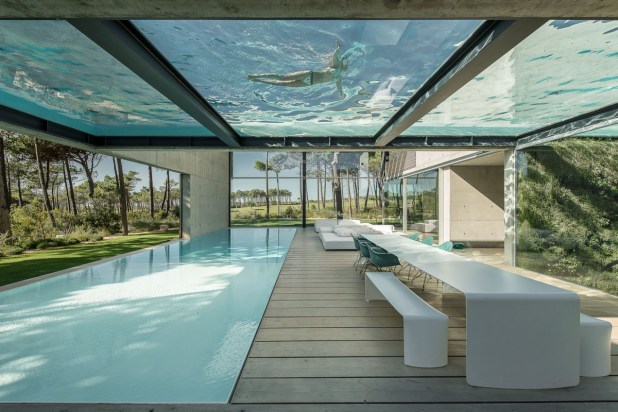 white-pool-furniture-intersecting-pools-home-retreat