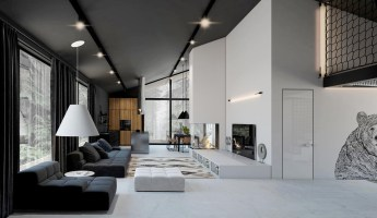 Contemporary-open-plan-home