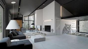 Monochrome-lounge
