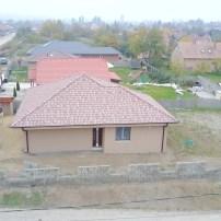 Kistarcsai családi ház vakolás utáni fotói