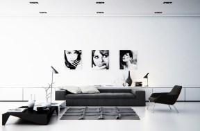 black-and-white-photographs-minimalist-lounge