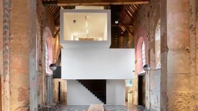 Photo of Belgiumi kápolna irodaként