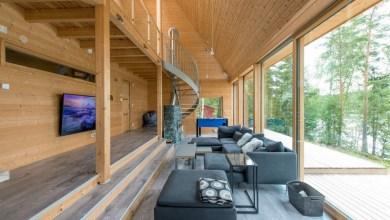 Photo of Piramis ház Finnországban