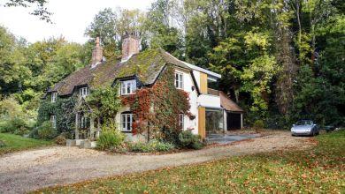 Photo of Kétarcú ház Angliában