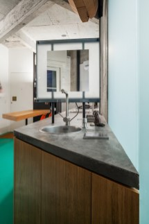 Small-apartment-renovation-reveals-the-raw-beauty-of-concrete