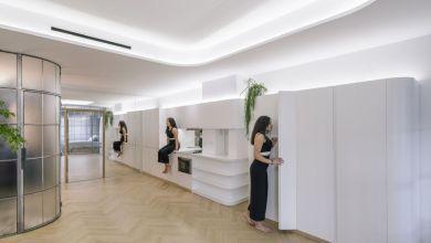 Photo of Madridi lakások üvegfelületekkel