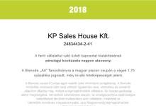 Photo of AA, azaz dupla A kategóriás cégminősítést kapott a Kp Sales House Kft