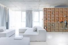 white-sectional-living-room