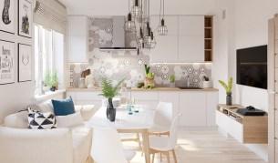 Modern-kitchen-tile