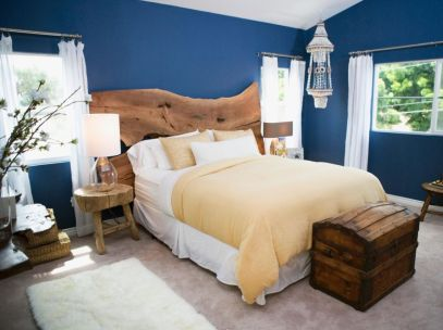 Best Royal Blue And White Bedroom Photos Hgtv
