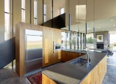 The-Rimrock-House-has-an-open-kitchen-with-an-L-shaped-counter