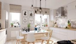 White-wood-dining-set