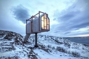 Beautiful-Norway-Cabin-tree