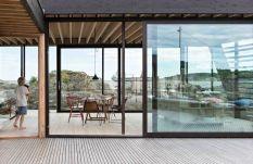 Norwegian-Vestfold-County-Cabin-Deck