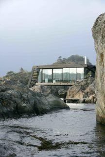 Norwegian-Vestfold-County-Cabin