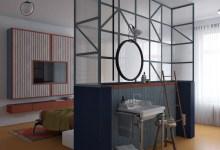 Photo of Holland festő által inspirált lakás