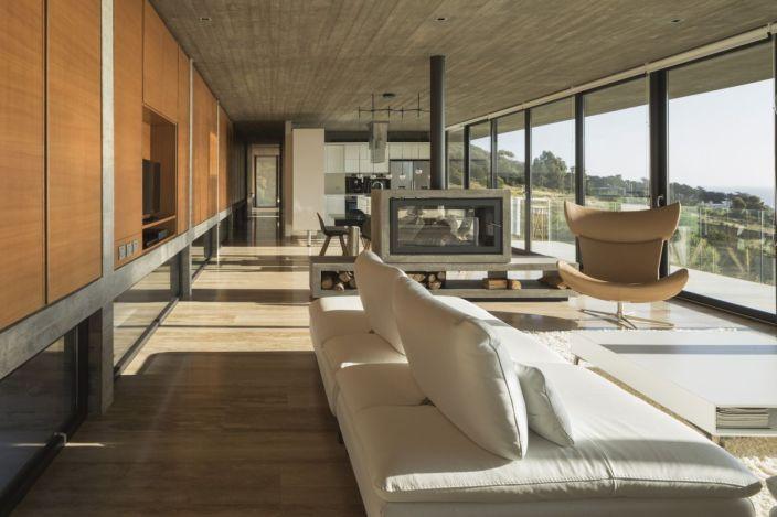 Felipe-Assadi-Arquitectos-Living-Area