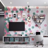 Girls-study-room-design