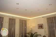 EnergyFriendHome kulcsrakész családi ház belső fotó