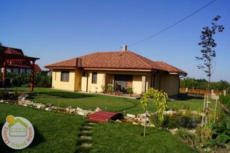 EnergyFriendHome kulcsrakész családi ház