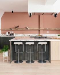 Dusky-peach-kitchen-decor